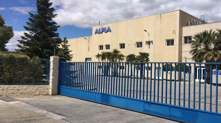 AMPLIACION INSTALACIONES PARA ALPLA IBERICA SA, Requena, Valencia