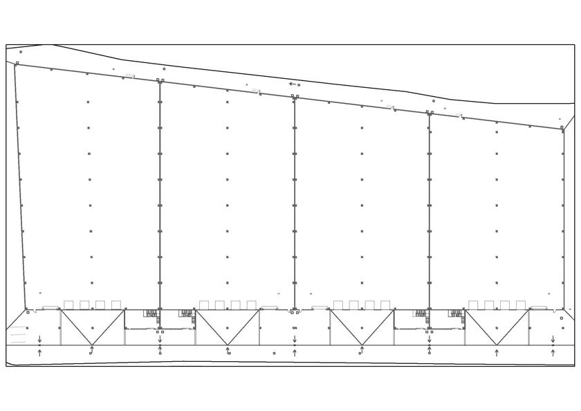 Comienzo construcción de la plataforma logística Peñasol - Desarrollo