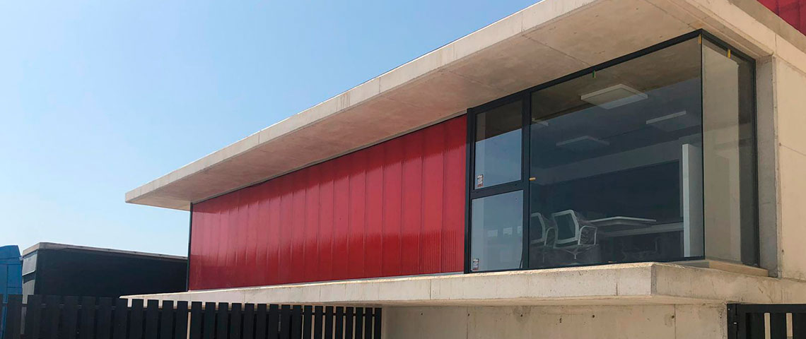 Bullmon Investments, Ribarroja del Turia