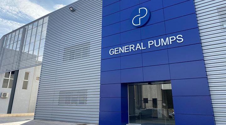 Adecuación instalaciones General Pumps