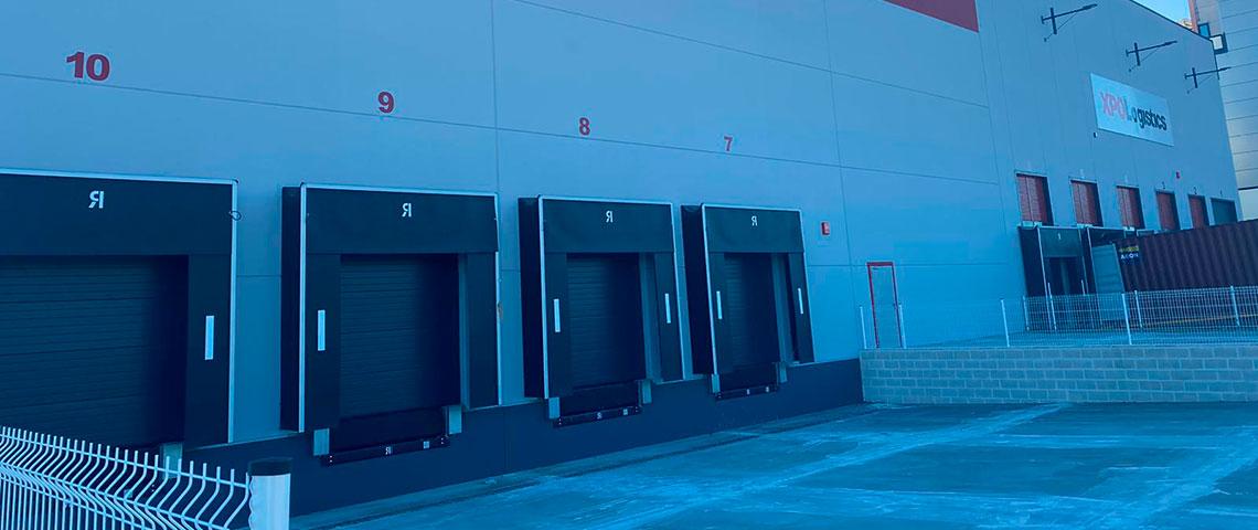 Plataforma Logística para XPO Logistics