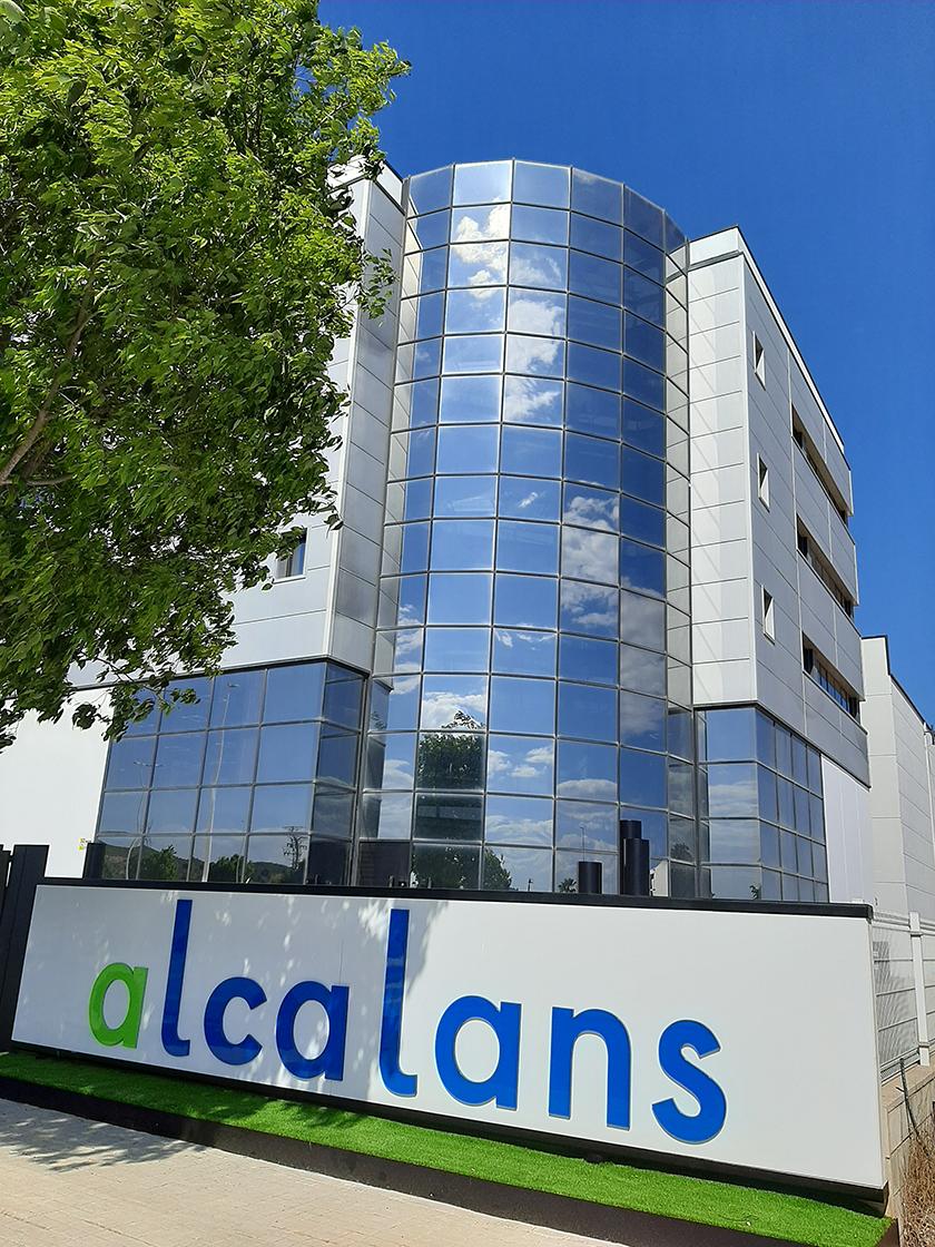 Nuevas oficinas Alcalans